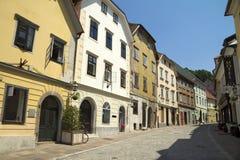 Ljubljana old town Royalty Free Stock Image