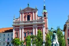 Ljubljana, Slovenia fotografia de stock royalty free