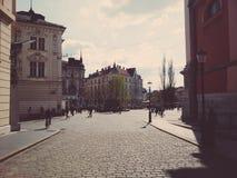Ljubljana, Slovenia Imagem de Stock Royalty Free