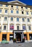 Ljubljana, Slovenia Royalty Free Stock Photos