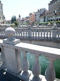 Ljubljana, Slovenia Royalty Free Stock Photo