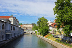 Ljubljana Slovenia Royalty Free Stock Photography