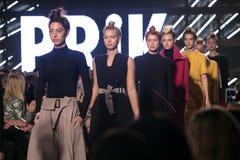 Ljubljana, Slovenia / Slovenia - NOVEMBER 06 2018: Fashion Week LJFW stock photos