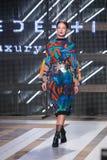 Ljubljana, Slovenia / Slovenia - NOVEMBER 05 2018: Fashion Week LJFW royalty free stock image