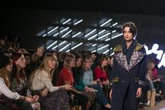 Ljubljana, Slovenia / Slovenia - NOVEMBER 05 2018: Fashion Week LJFW stock photography