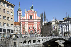 Ljubljanica, Royalty Free Stock Image