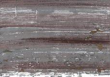 Ljud- bakgrund för silverabstrakt begreppvattenfärg Royaltyfri Foto