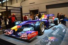 Ljudet av F1 Royaltyfri Fotografi