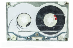 Ljudkassetter - retro stil Royaltyfri Bild