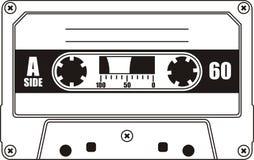 ljudsignal cassete Arkivbilder