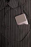 ljudsignal företags spelare Royaltyfria Bilder