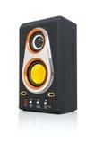 ljudsignal högtalare Arkivfoton