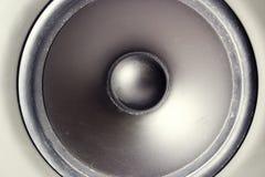 ljudsignal högtalare Royaltyfria Bilder