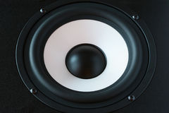 ljudsignal högtalare Royaltyfria Foton