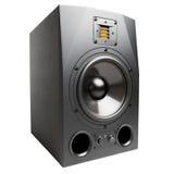 Ljudsignal högtalare royaltyfri fotografi