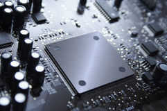 ljudsignal processor Royaltyfri Fotografi