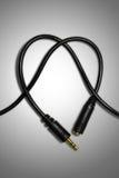 Ljudsignal stålar för tråd Arkivfoto