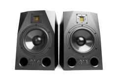Ljudsignala högtalare Royaltyfri Bild