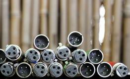 ljudsignala stålar Royaltyfri Bild