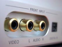ljudsignala stålar Arkivfoton