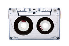 Ljudsignalkassett Fotografering för Bildbyråer