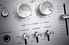 Ljudsignalsystem Arkivbilder