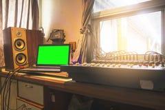 Ljudsignalsystem Arkivbild