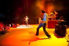 Ljudsignalt adrenalin utför på skapelsen NW 2006 arkivbild