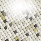 Ljus abstrakt bakgrund av polygonen Royaltyfria Foton