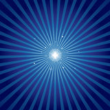 ljus aftonstjärna arkivfoto