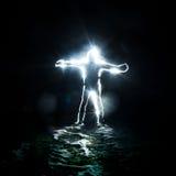 Ljus ande Fotografering för Bildbyråer
