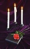 Ljus av tro Royaltyfria Bilder
