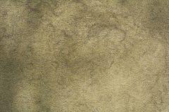 Ljus bakgrund för original- sandgrå färger Makrofotografivägg Arkivfoto