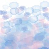 Ljus - bakgrund för pastell för rosa färgblåttförälskelse Fotografering för Bildbyråer