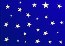Ljus bakgrund med stjärnor för någon sort av printing fotografering för bildbyråer