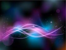Ljus bakgrundsblur Arkivfoto