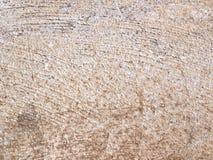 Ljus beige textur av en packad vägg Arkivbilder