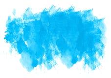 Ljus blå abstrakt fläcktextur på vit bakgrund stock illustrationer