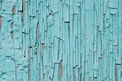 Ljus - blå målarfärg Royaltyfri Foto