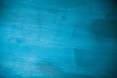Ljus - blå wood textur Ljus - blå wood bakgrund Blå wood tabell Övre sikt för slut av ljus - blå wood textur och bakgrund Royaltyfri Bild