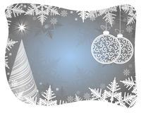 Ljus blåttjulbakgrund royaltyfri illustrationer