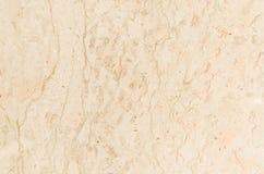 Ljus - brun marmortexturbakgrund, abstrakt naturlig textur Arkivfoton