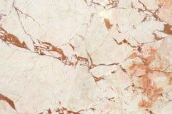 Ljus - brun marmortexturbakgrund, abstrakt naturlig textur Royaltyfria Foton