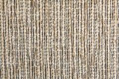 Ljus - brun textilbakgrund Arkivbilder