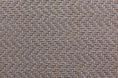 Ljus - brun textur för sicksackmodell Royaltyfri Bild