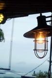 Ljus dag i den gamla staden Royaltyfri Foto