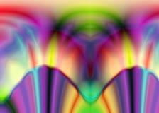 ljus deltagare Arkivbild