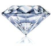 ljus diamantillustration Royaltyfria Bilder