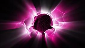 Ljus effekt 0394 Arkivbild