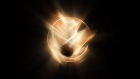Ljus effekt 0409 Arkivfoton